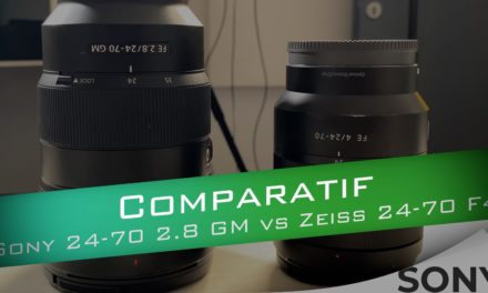 Comparatif Sony FE 24-70 2.8 GM vs Zeiss 24-70 F4 : Juste une différence d'ouverture ?